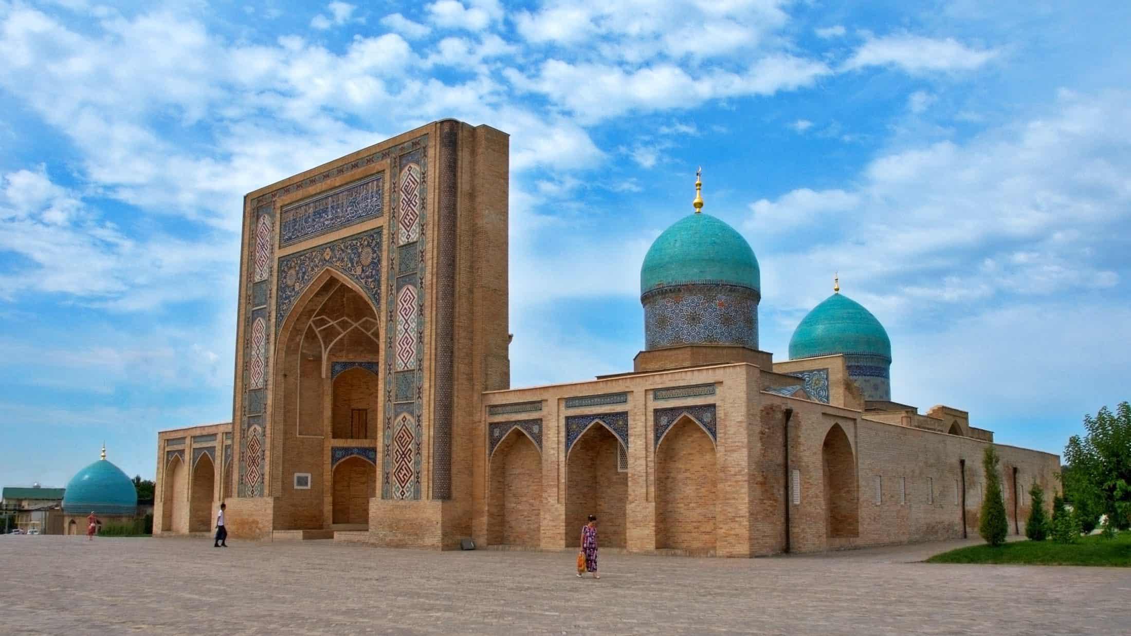 Uzbekistan Tourist Guide