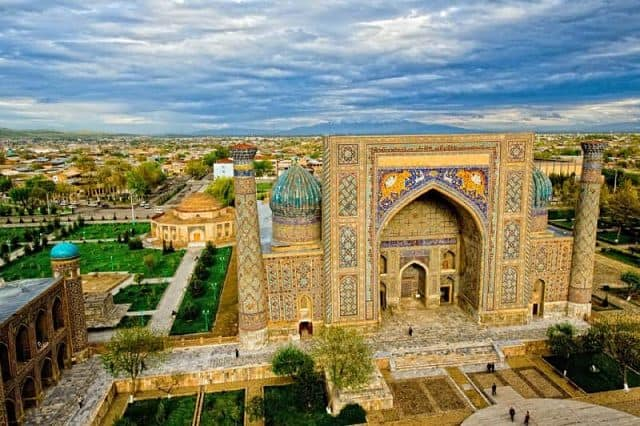 Attractions In Uzbekistan