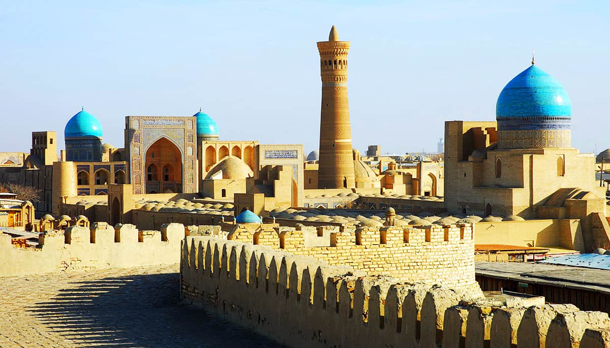 Uzbekistan Sightseeing excursion